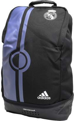 adidas RMCF Real Madrid Climacool Backpack Black/Super Purple