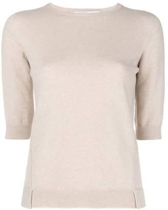 Agnona (アニオナ) - Agnona half sleeve sweater