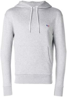 MAISON KITSUNÉ plain hoodie