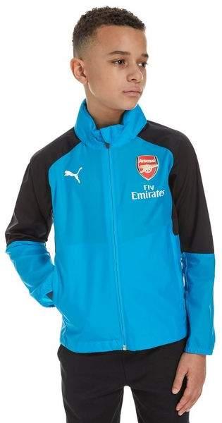 Arsenal FC 2017 Rain Jacket Junior