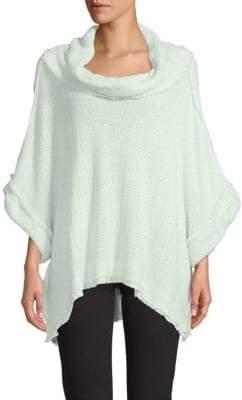 Free People Dolman-Sleeve Cotton Sweater