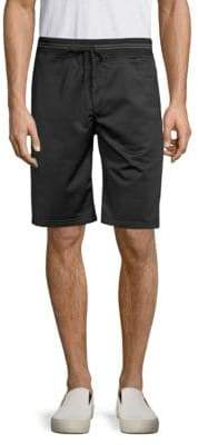 Roberto Cavalli Pull-On Drawstring Shorts