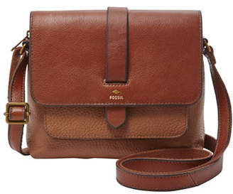Fossil Kinley Leather Mini Crossbody Bag