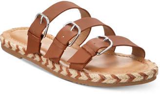 Esprit Vogue Espadrille Flat Slip-On Sandals Women's Shoes