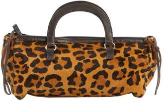 Prada Pony-style calfskin handbag