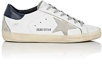 Golden Goose Women's Superstar Leather & Suede Sneakers - White
