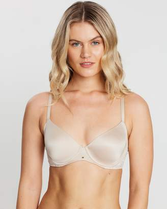 Marks and Spencer Smoothlines Full Cup Lace Trim Bra