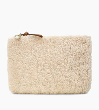 UGG Medium Sheepskin Zip Pouch