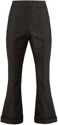 Jacquemus Le Pantalon Nino wool-blend cropped trousers