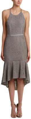 The Jetset Diaries Lace Midi Dress