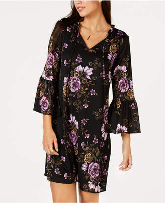Style&Co. Style & Co Floral-Print Boho Dress