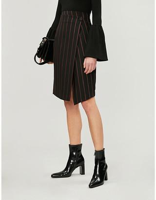 Pinko Sabatino woven skirt