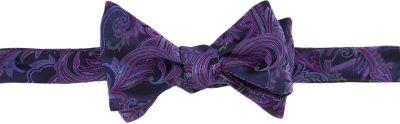 Duchamp Paisley Blaze Bow Tie