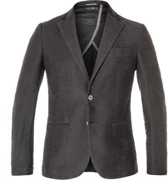 Antony Morato Men's Super-Slim-Fit Cotton Slub Jacket