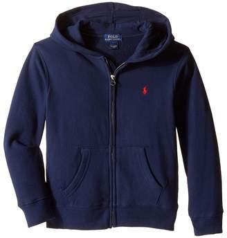 Polo Ralph Lauren Collection Fleece Full-Zip Hoodie Boy's Fleece