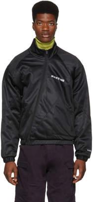 Martine Rose Black Twist Track Jacket
