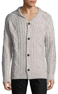 Saks Fifth Avenue Chunky Cable Sweater