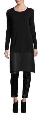 Eileen Fisher Silk Tunic $378 thestylecure.com