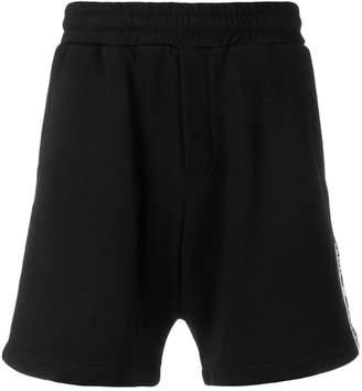 McQ logo band shorts