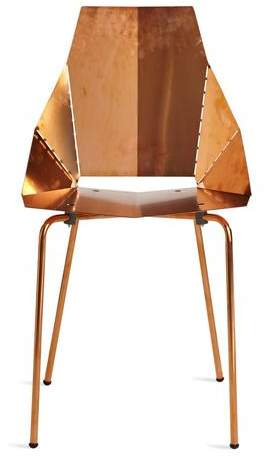 Blu Dot Blu Dot Copper Real Good Chair