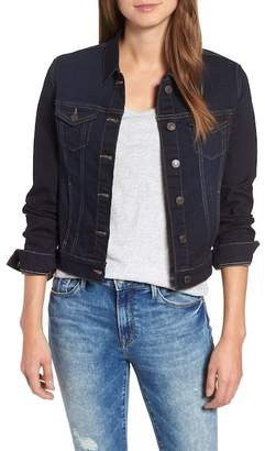 Mavi Jeans Samantha Denim Jacket (Deep Brushed Tribeca)