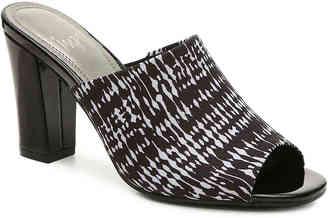 Women's Trecia Sandal -Black/White $56 thestylecure.com