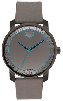 Movado BOLD Mens Analog Bold Minimal Watch