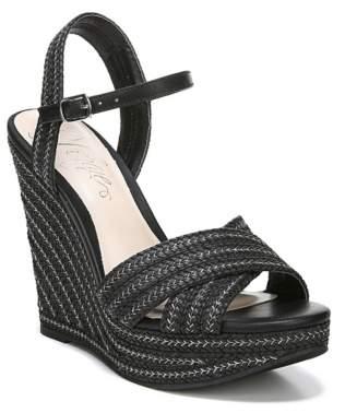 Fergie Belize Espadrille Wedge Sandal