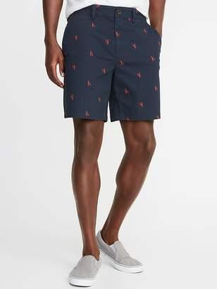 Old Navy Ultimate Slim Built-In Flex Shorts for Men - 8-inch inseam
