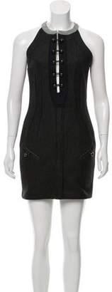 Isabel Marant Sleeveless Wool Dress