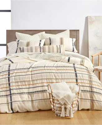 Lucky Brand Ojai Cotton 3-Pc. Full/Queen Comforter Set, Created for Macy's Bedding