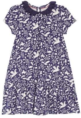 Boden Mini Print Jersey Dress