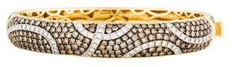Roberto Coin 18K Diamond Bangle
