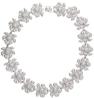 Women's Nina 'Camilia' Crystal Collar Necklace $295 thestylecure.com