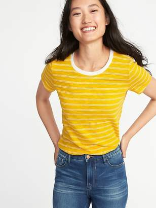 Old Navy Tuck-In Slim-Fit Tee for Women