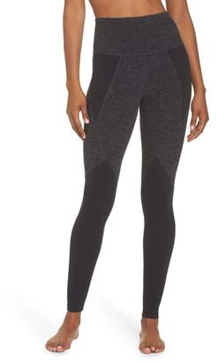 Beyond Yoga Space Dye Panel High Waist Leggings