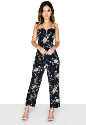20c39ecf8f4 at Little Mistress · Girls On Film Outlet Printed Jumpsuit