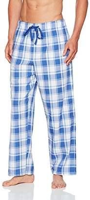 Cyberjammies Men's Sydney Pyjama Bottoms, Blue, M