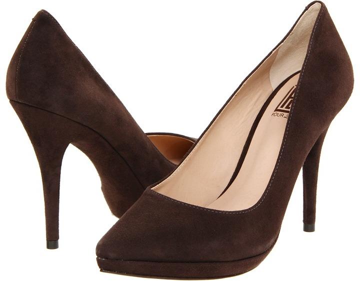 Pour La Victoire - Daina (Chocolate Suede) - Footwear