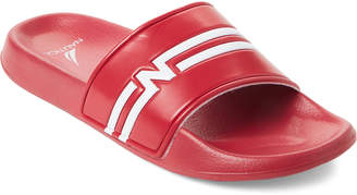 Nautica Ribbon Red Kingston Slide Sandals