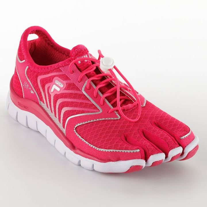 Fila skele-toes leap outdoor shoes - women