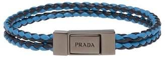 Prada Braided wrist strap