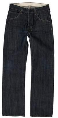 Rag & Bone Straight-Leg Jeans