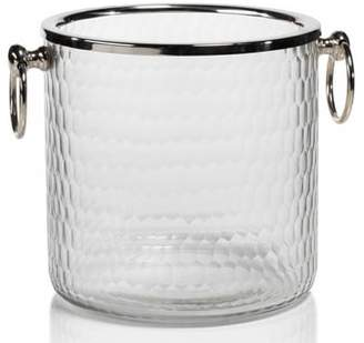 Zodax Glass Ice Bucket