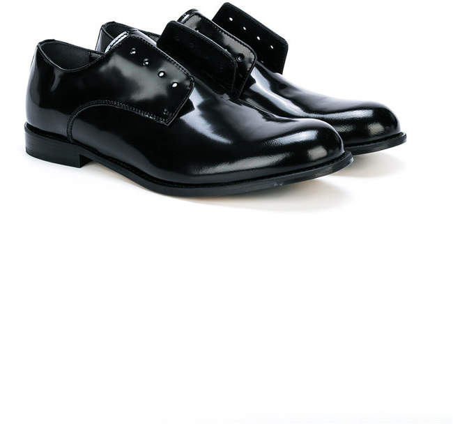 derby loafers