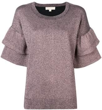 MICHAEL Michael Kors lurex blouse