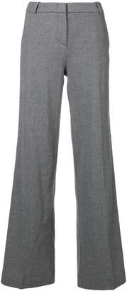 Kiltie straight leg trousers
