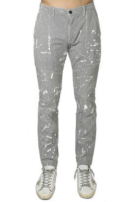 NSF Harvey Painted Moto Pant