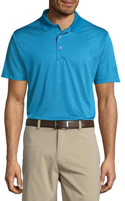 PGA Tour TOUR Mens Short Sleeve Polo Shirt
