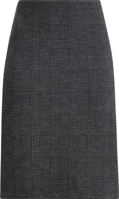 Ralph Lauren Straight-Cut Skirt
